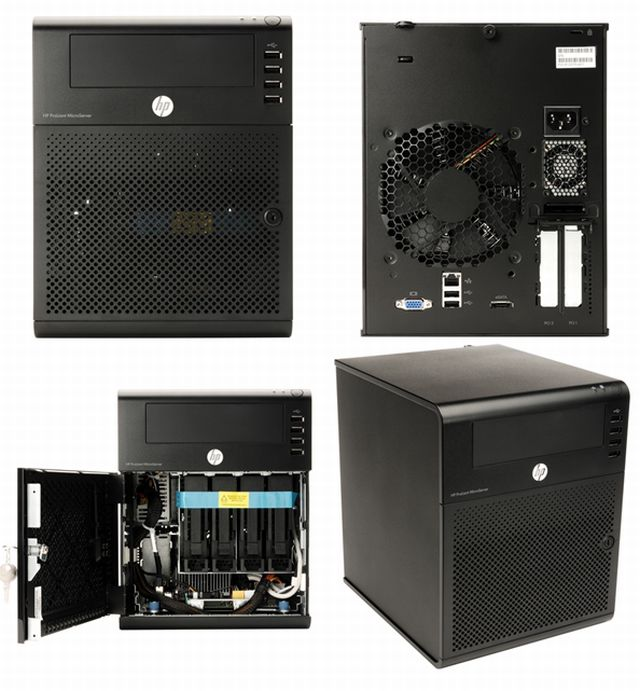 hardware hp microserver specs out of my mind madmike. Black Bedroom Furniture Sets. Home Design Ideas