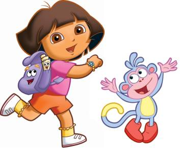 Dora the Explorer All