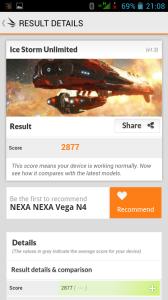 Nexa N4 - Benchmark - 3DMark 1
