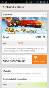 Nexa N4 - Benchmark - 3DMark 3