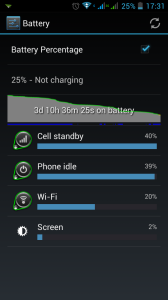 Nexa N4 - Final Battery Test 1
