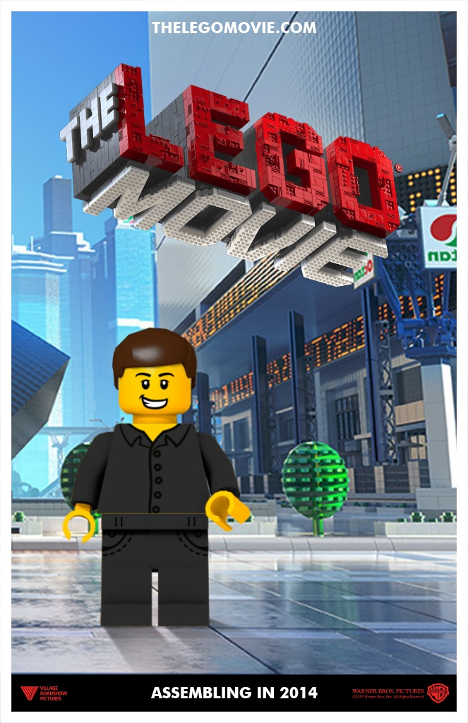 MadMike - Lego Movie