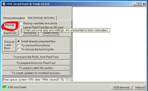 mtk droid tools 2.5.3